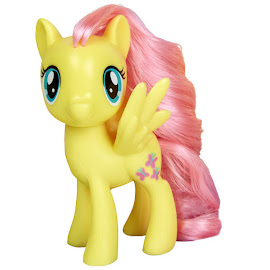 MLP Cutie Mark Collection Fluttershy Brushable Pony