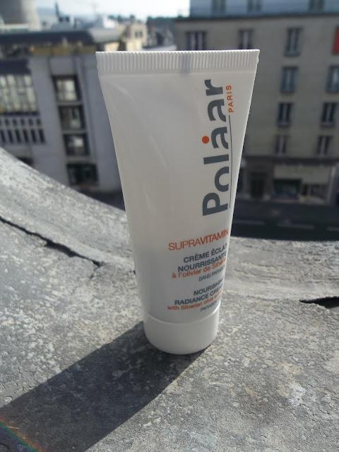 Crème Éclat Nourrissante SupraVitamin - Polaar