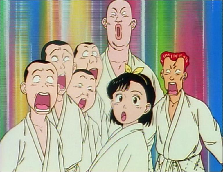 anime olah raga jadul terbaik