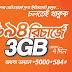 banglalink 3GB Internet at 94Tk