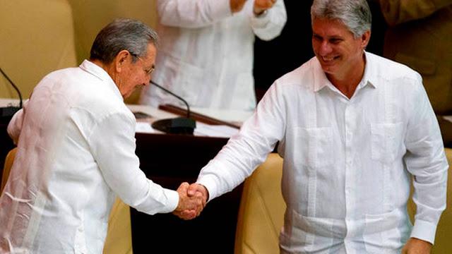 La Asamblea Nacional de Cuba elige al nuevo presidente