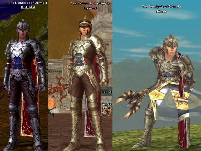 Shaiya Characters