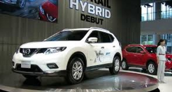 Cars X-Trail Hybrid