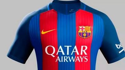 Usar a camisa do Barcelona nos Emirados Árabes pode levar à 15 anos de prisão