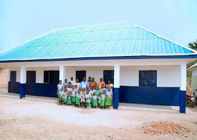 How Hon. George Alli Is Transforming Otukpo LGA (See Latest Project)