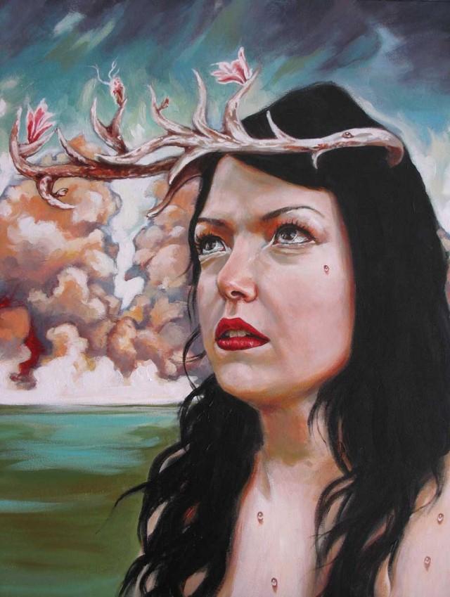 Портреты сильных женщин. Edith Lebeau 11