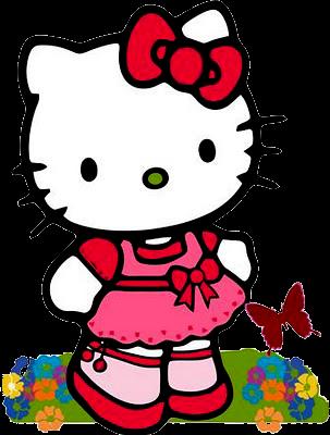 Hello Kitty Png Quero Imagem