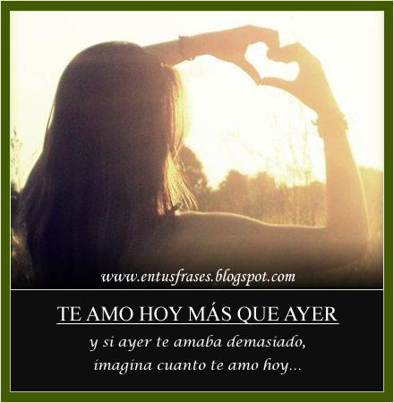Imagenes Con Frases De Amor Y Sentimiento