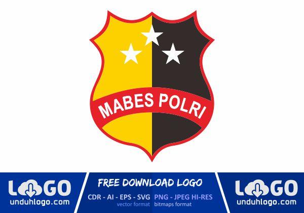 Logo Mabes Polri