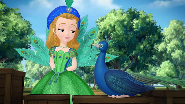 Nonton Film Sofia the First S01E07: Blue Ribbon Bunny (2013)