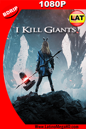 I Kill Giants (2017) Latino HD BDRIP 1080P ()