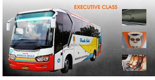 Harga Tiket Bus Rosalia Terbaru Februari - Maret 2016