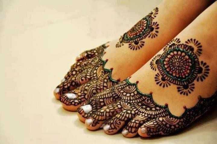 Mehndi Design Kaki : Model hena kaki simple bekasi henna