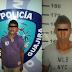 Poliguajira capturó a dos sujetos por porte ilícito de arma