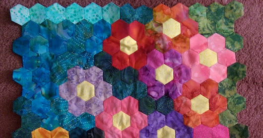 Hexagons: Time for a Plan