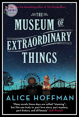 Set in 1911 in New York City and framed between the Triangle Shirtwaist Fire and the fire at Dreamland in Coney Island, The Museum of Extraordinary Things by Alice Hoffman, weaves together history, romance and suspense, as a young girl grows up to learn the truth about her father and herself.