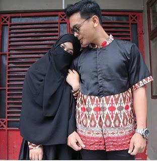 Wardah Maulina dan Natta Reza