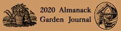 2020 Almanack & Garden Journal