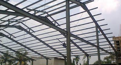 steel building construction, building maintenance, steel building