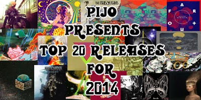 Top 20 Releases For 2014 by Pijo