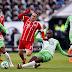 """""""Mistão"""" do Bayern vence de virada em Wolfsburg, e Bayer Leverkusen aumenta a agonia do Hamburgo"""