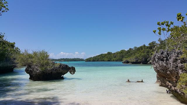 Wisata Pulau Kei