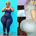 This lady says her bum is the biggest in West Africa (SEE ALL PHOTOS)