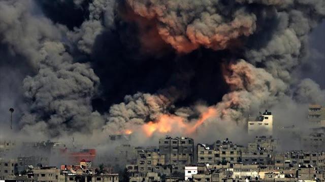 Israel se autoabsuelve de crímenes de guerra en Gaza en 2014