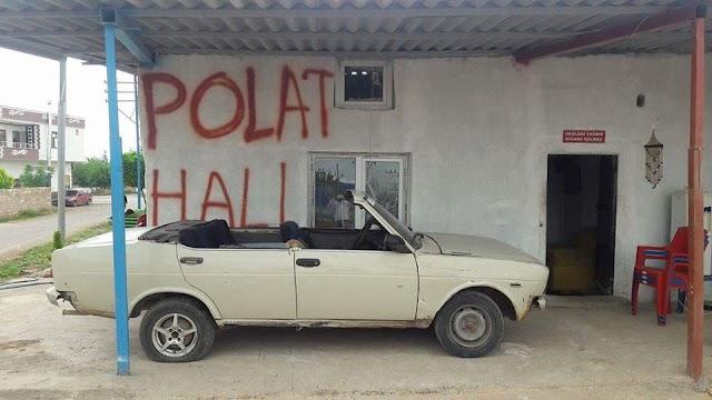 Bozovalı'dan Arabasına Yaz Modifiyesi