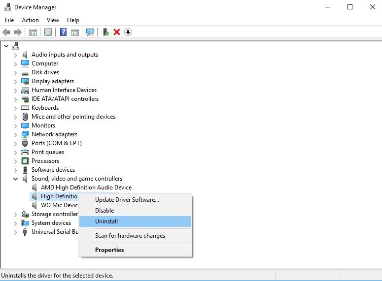Install Ulang Driver Speaker