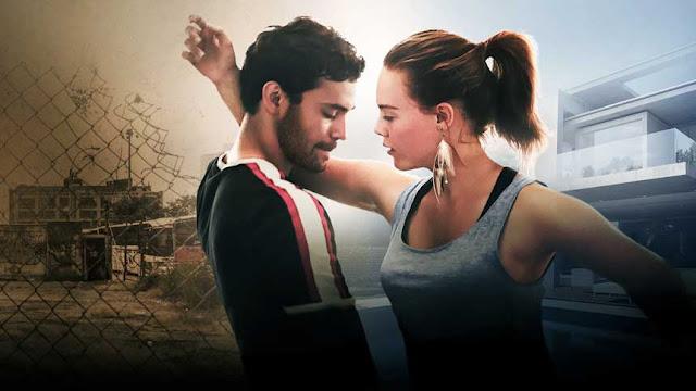 Foto-Lisa-Teige-e-Fabian-Tapia-filme-Battle-Netflix