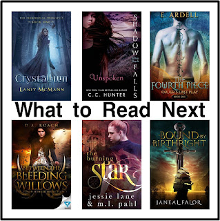I found some great looking books in the Young Adult paranormal fiction category to add to my wish list.  Have you read any of these yet?  I haven't, but I certainly can't wait to.  There's a little bit of vampire, magic, demon, fae, and more.