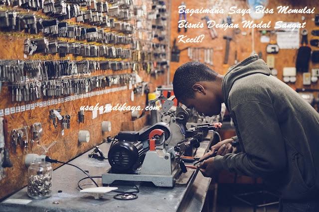 Nasihat apa yang sanggup Anda berikan kepada seseorang yang ingin memulai bisnis dengan moda Bagaimana Saya Bisa Memulai Bisnis Dengan Modal Sangat Kecil?