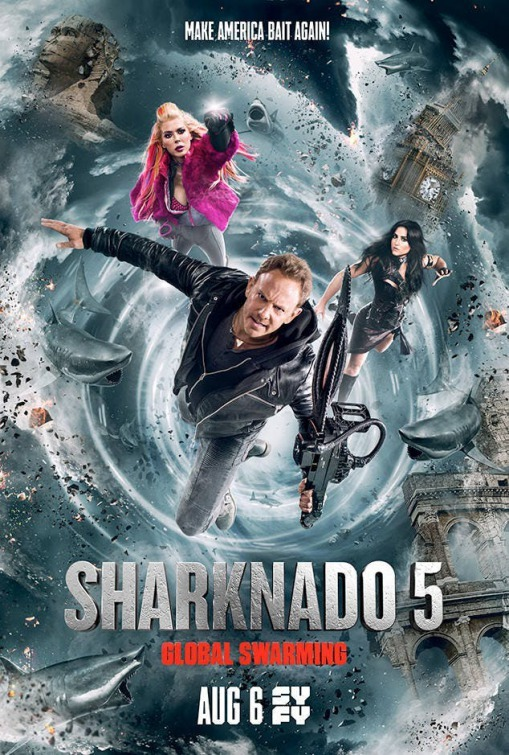 Sharknado 5 Global Swarming (2017)