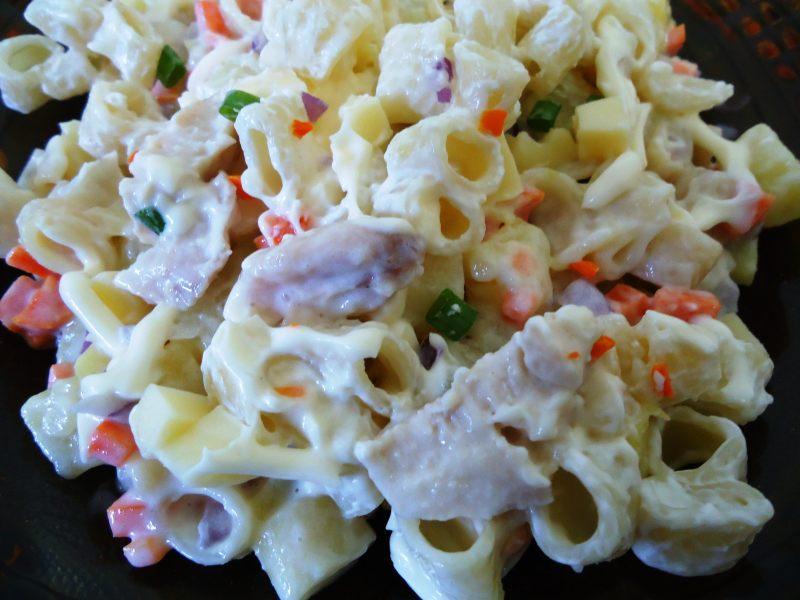 Mely S Kitchen Chicken Macaroni Salad