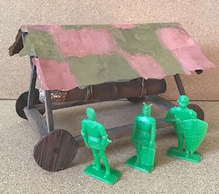 Reader Built Trebuchet, Siege Tower and Battering Ram