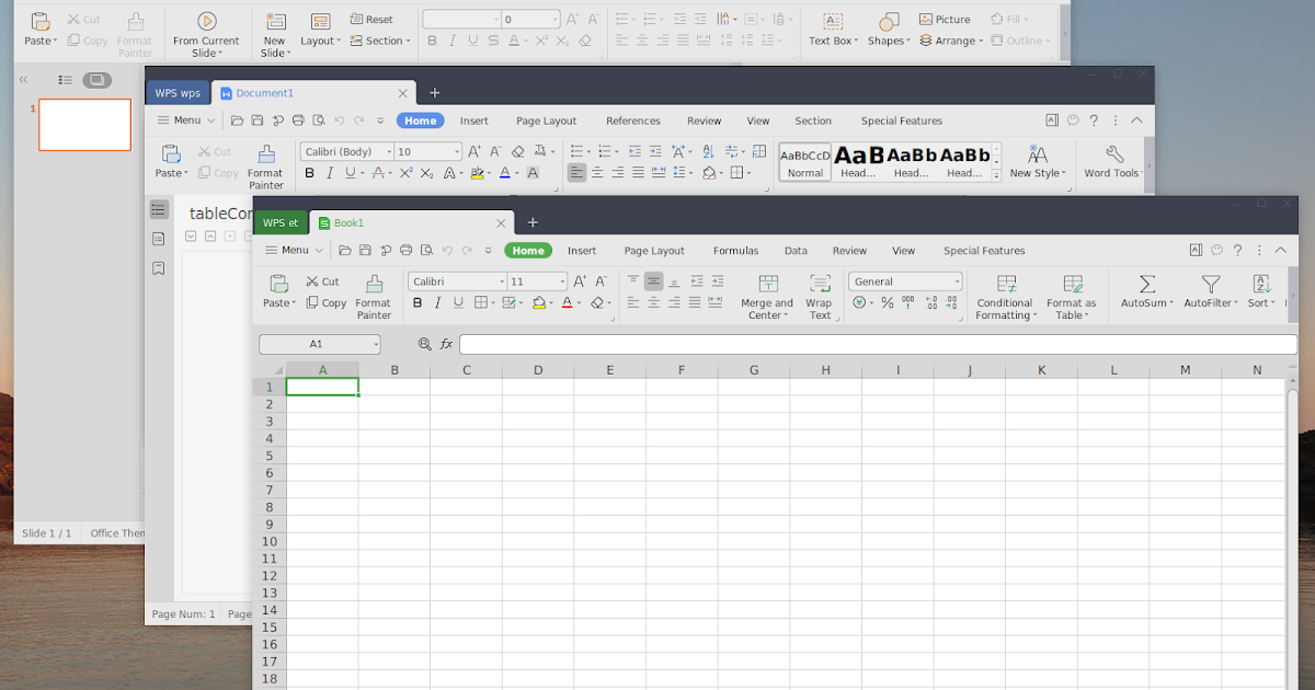 WPS Office 11 (2019) For Linux Released - Linux Uprising Blog