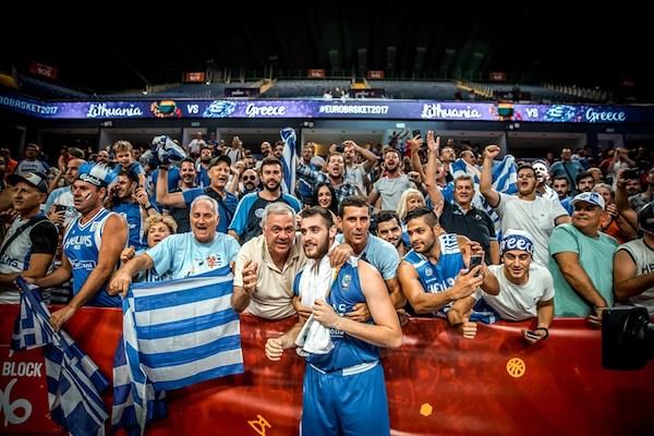Ευρωμπάσκετ 2017: Λιθουανία-Ελλάδα 64-77. Η Εθνική μας στους οκτώ. (video με τα highlights)