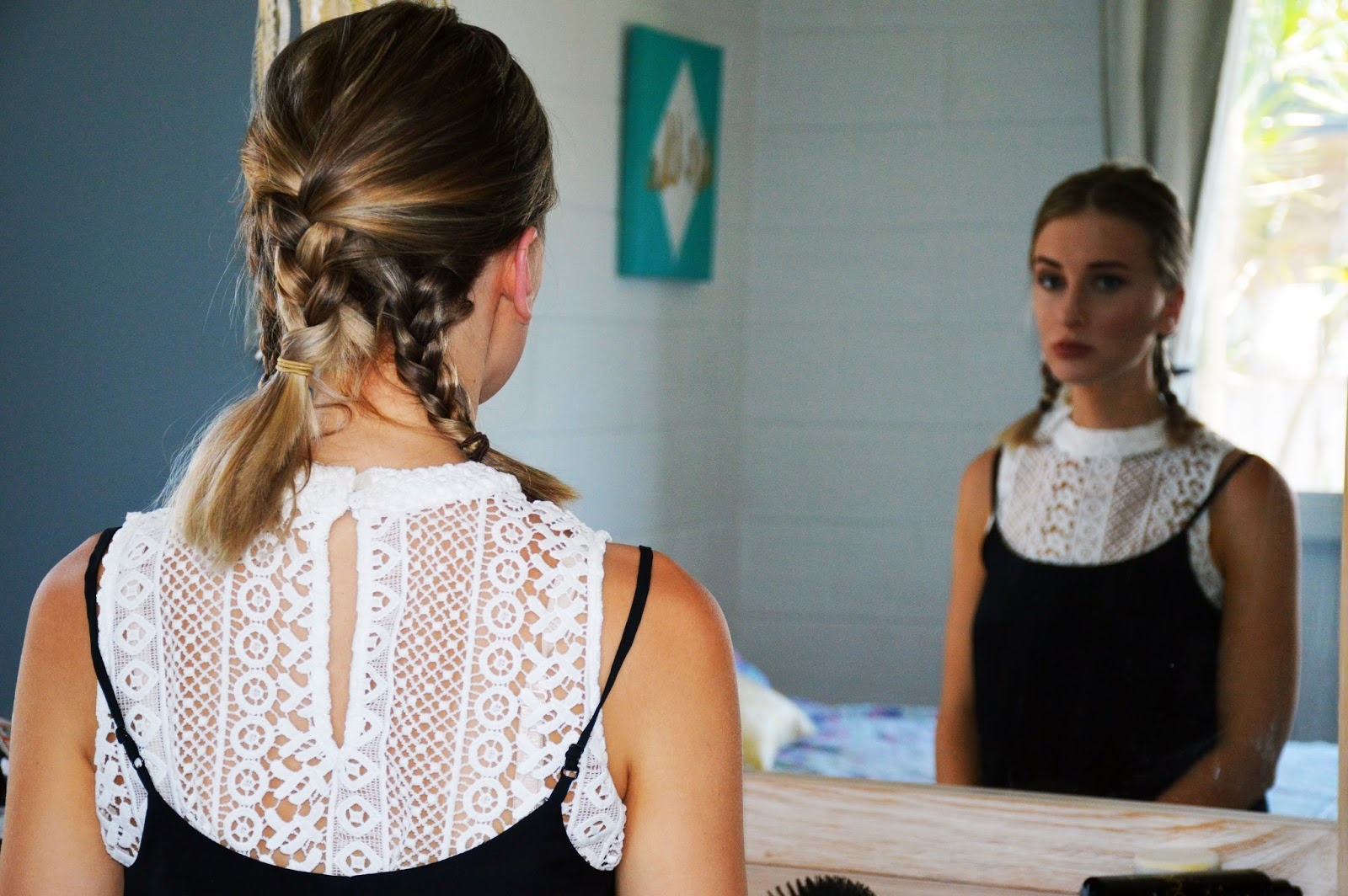 3 Braided Hairstyles For A Lob Or Mid-Length Hair   The ...
