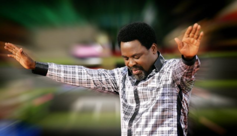 T.B Joshua Predicts World War Three