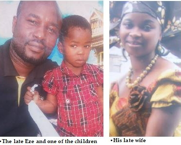 pregnant woman husband burnt to death bariga lagos