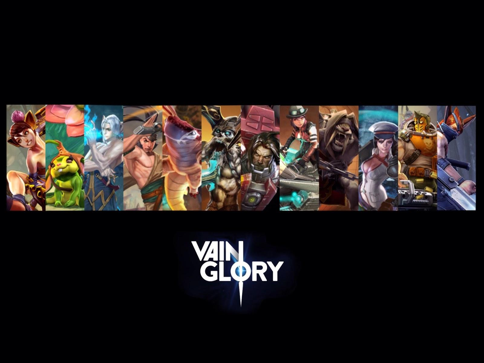 7 Hero vainglory yang mirip dengan karakter game dan film lain