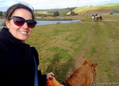 Colônia Witmarsum - Palmeira/PR - Passeio a cavalo - Ponyland