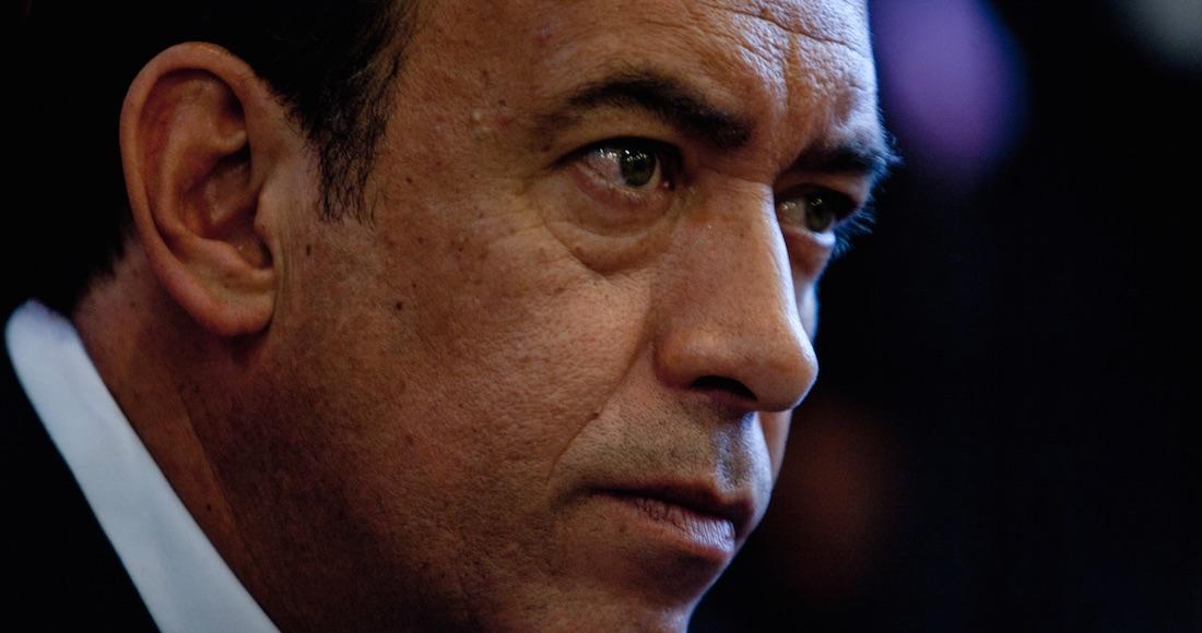 """Humberto Moreira era uno de los políticos """"en la órbita"""" de Los Zetas."""