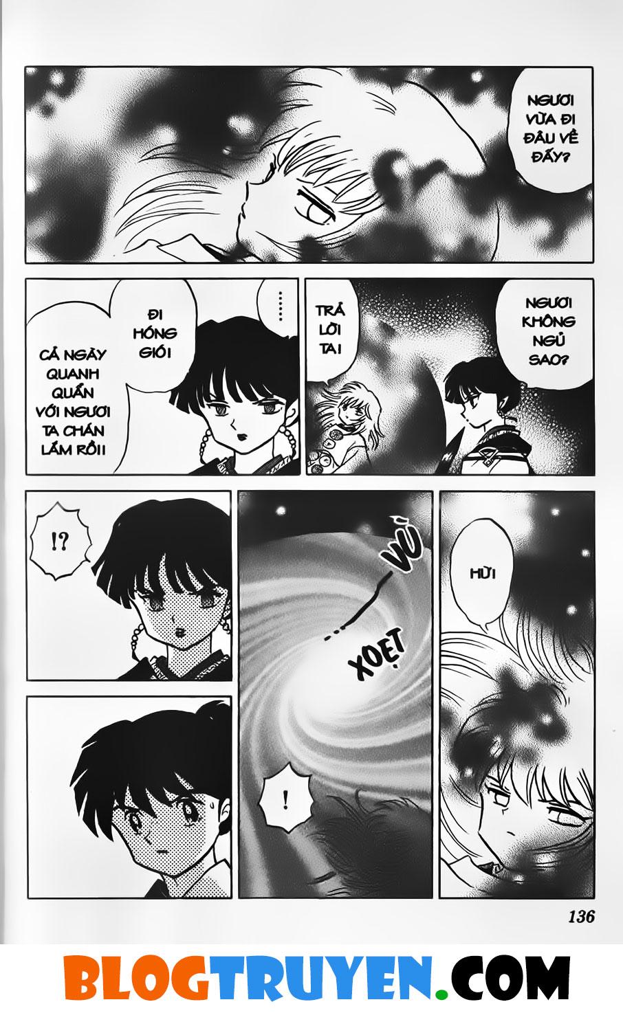 Inuyasha vol 33.8 trang 5