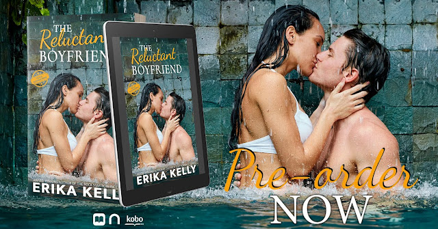 The Reluctant Boyfriend (Bad Boyfriend #4) by Erika Kelly | About That Story