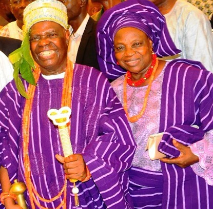 Omowunmi, wife of Bisi Akande, a former governor of Osun State, is dead. She died today, aged 73, at the University College Hospital, Ibadan
