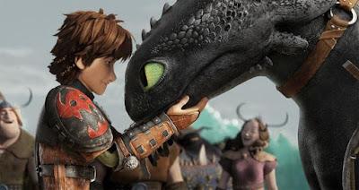 Como entrenar tu dragón 2