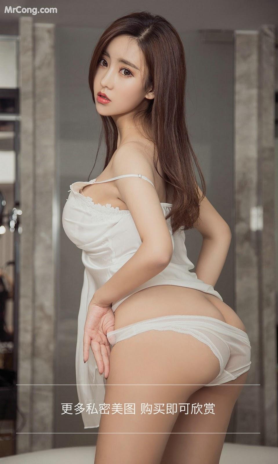 Image UGIRLS-Ai-You-Wu-App-No.1136-Chen-Mei-Xi-MrCong.com-009 in post UGIRLS – Ai You Wu App No.1136: Người mẫu Chen Mei Xi (陈美熙) (35 ảnh)