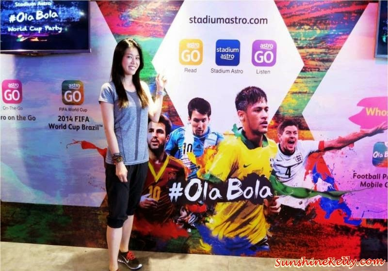 Stadium Astro OlaBola 2014 FIFA World Cup Party, Stadium Astro, OlaBola, 2014 FIFA World Cup, Bloggers Party, Ola Bola Football Predictor, Astro On The Go, Astro Fifa World Cup, Stadium Astro App
